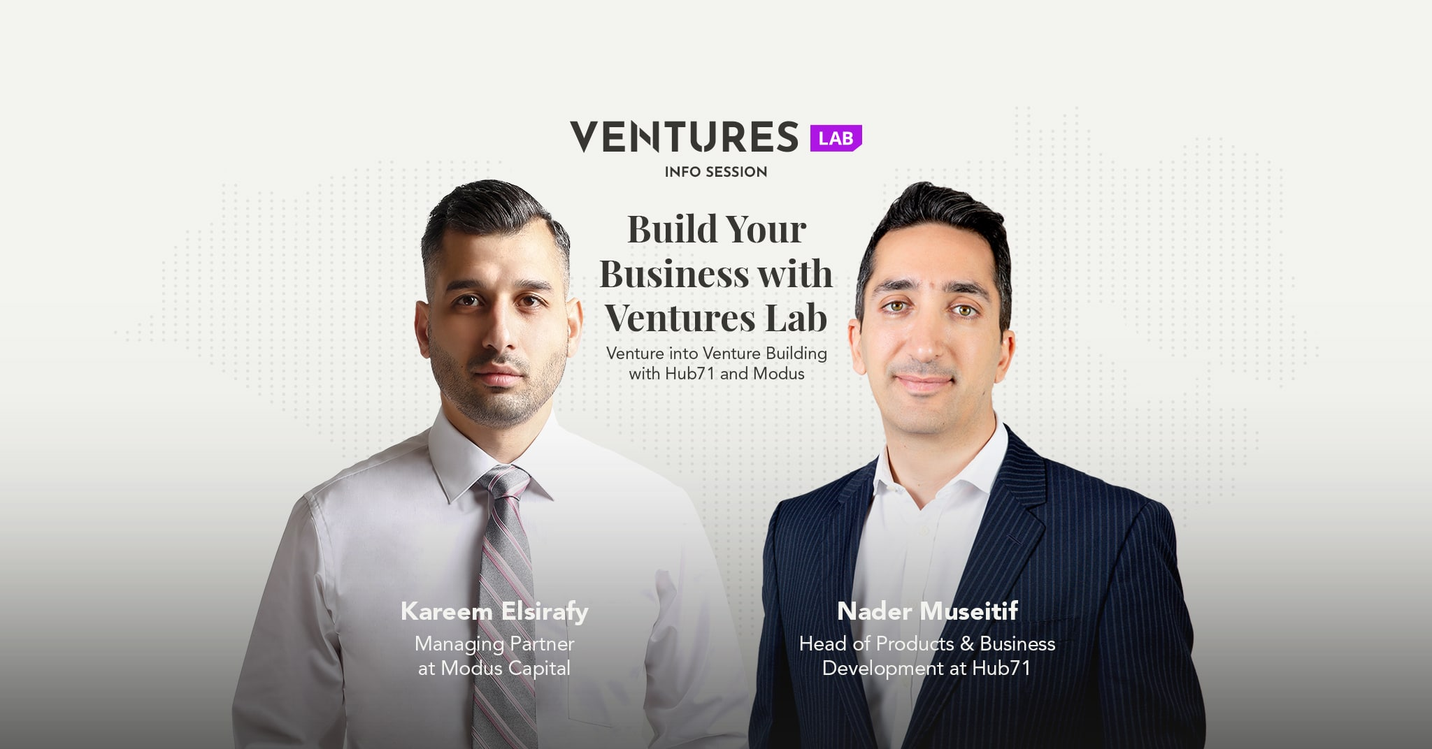 Building a MENA Startup: Ventures Lab Q&A